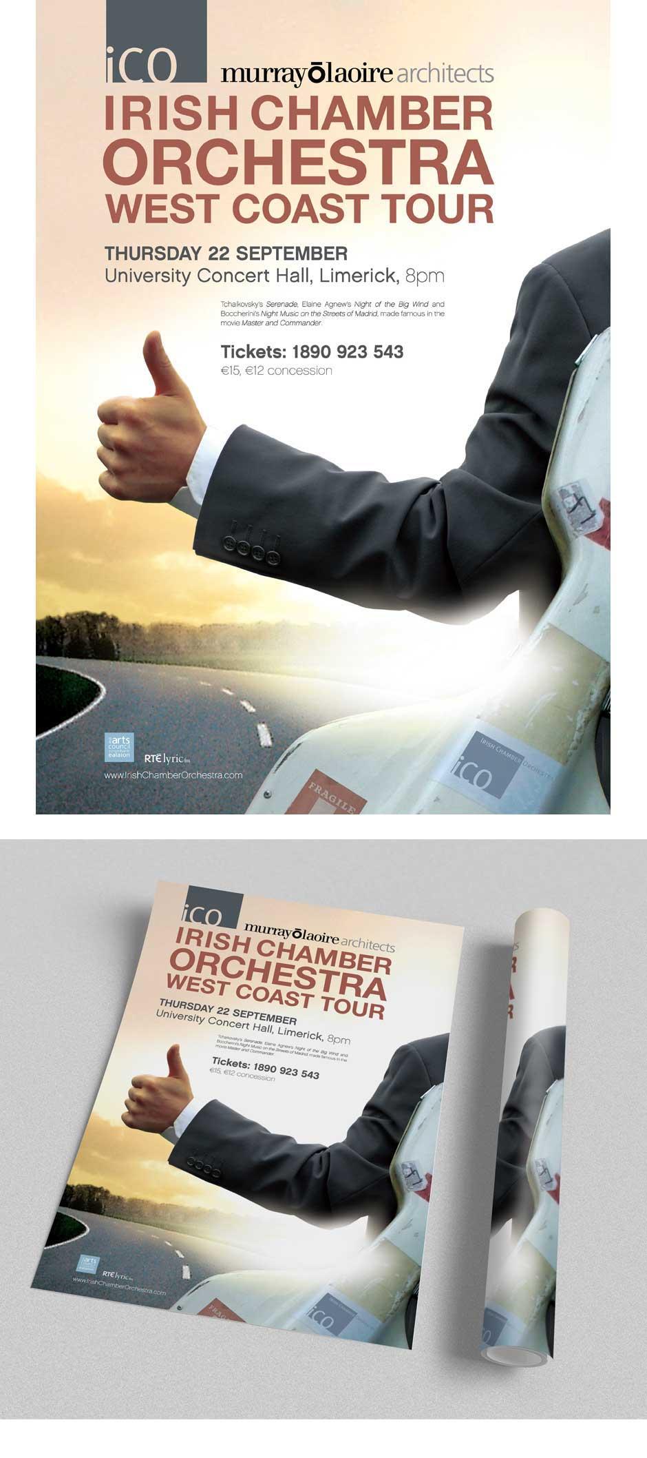 Irish chamber orchestra design