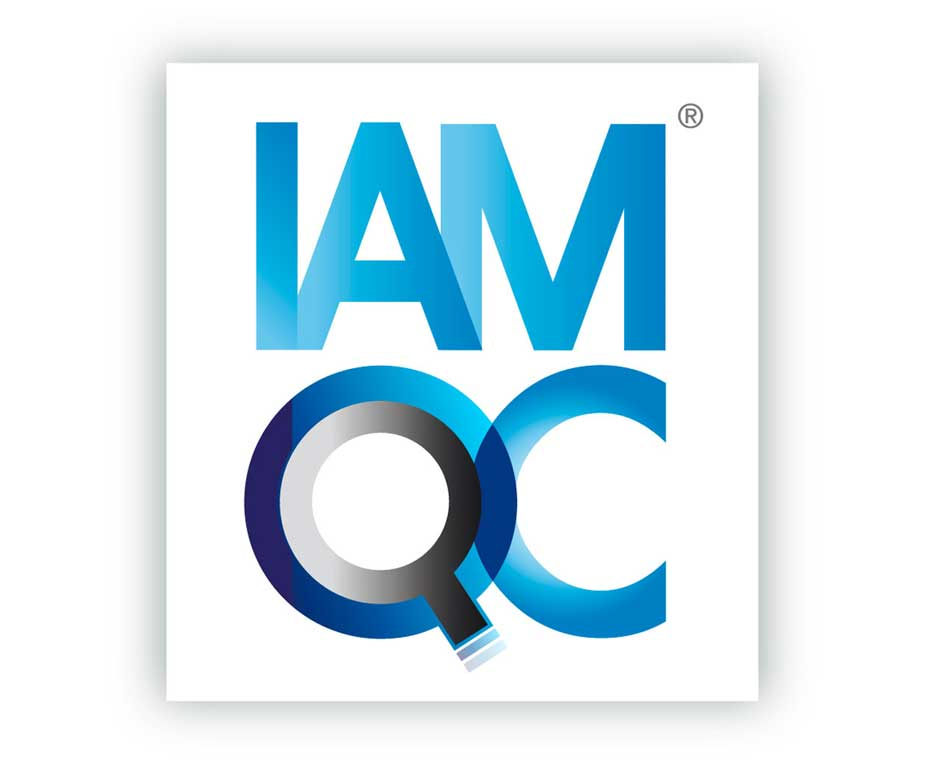 iamqc logo design