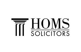 homs solicitors logo