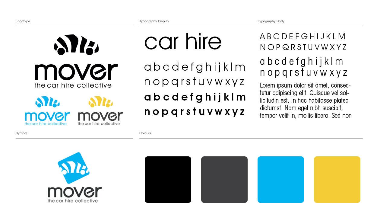 mover logo design