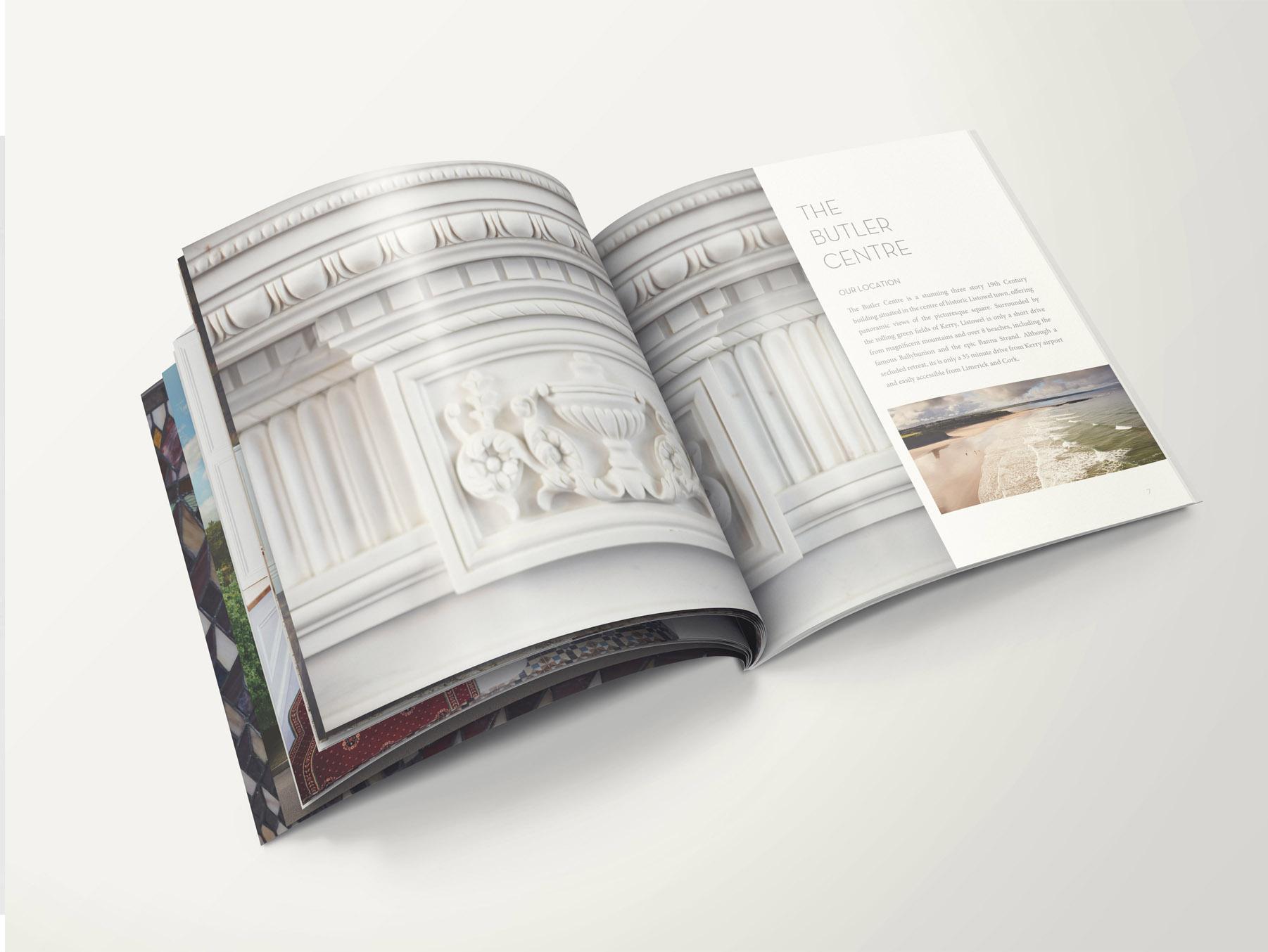 Brochure Design, Kerry, Ireland