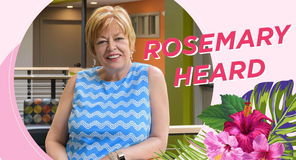 rosemary heard