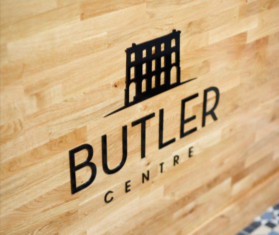 Butler centre signage design kerry